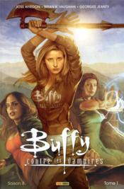 Buffy contre les vampires - saison 8 T.1 ; un long retour au bercail - Couverture - Format classique