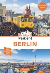 Un grand week-end ; Berlin - Couverture - Format classique