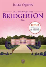 La chronique des Bridgerton ; INTEGRALE T.3 ET T.4 - Couverture - Format classique