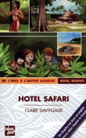 Hotel Safari - Couverture - Format classique