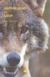 Anthologie du loup - Intérieur - Format classique