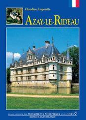 Azay-le-rideau - Intérieur - Format classique