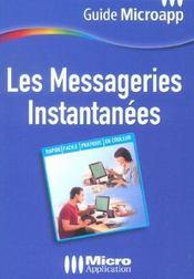 Les messageries instantanees - Intérieur - Format classique