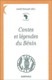 Contes et legendes du benin - Couverture - Format classique