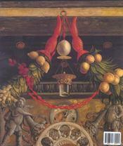Mantegna - 4ème de couverture - Format classique