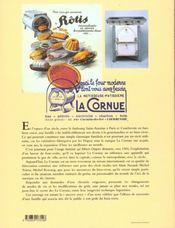 Un siecle de fourneaux - 4ème de couverture - Format classique