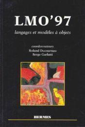 Lmo'97 langages et modeles a objets - Couverture - Format classique
