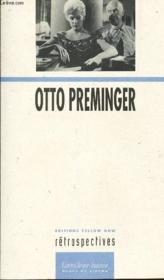 Otto Preminger - Couverture - Format classique