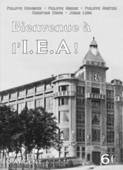 Bienvenue à l'I.E.A! - Couverture - Format classique