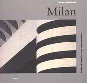 Guide D'Architecture Contemporaine De Milan - Intérieur - Format classique