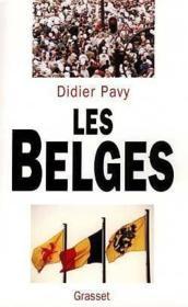 Les Belges - Couverture - Format classique
