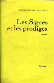 Les Signes Et Les Prodiges. - Couverture - Format classique