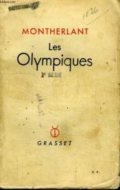 Les Olympiques. Le Paradis A L Ombre Des Epees. Les Onze Devant La Porte Doree. - Couverture - Format classique