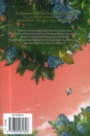 Love is the devil t.4 - 4ème de couverture - Format classique