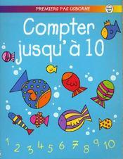 Compter Jusqu'A 10 - Intérieur - Format classique