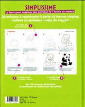 Simplissime Le Livre Pour Dessiner Des Animaux Le Plus Facile Du Monde Lise Herzog