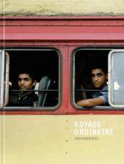 Voyage ordinaire - Couverture - Format classique
