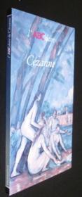 L'abcdaire de cezanne - Couverture - Format classique