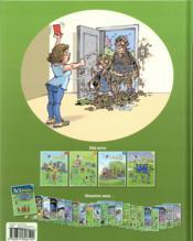 Les Foot Furieux kids T.4 - 4ème de couverture - Format classique