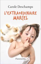 L'extraordinaire Marcel - Couverture - Format classique