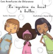 Les aventures de Chlorenne ; le mystère du bocal à bulles - Couverture - Format classique
