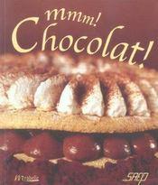 Mmm ! chocolat ! - Intérieur - Format classique