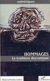 La Tradition Discontinue - Intérieur - Format classique