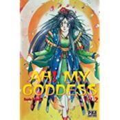 Ah ! my goddess T.2 - Couverture - Format classique