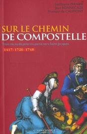 Sur Les Chemins De Compostelle - Intérieur - Format classique