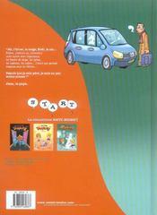 Les p'tits diables t.3 ; in-fer-naux - 4ème de couverture - Format classique