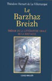 Le barzhaz breizh - Intérieur - Format classique