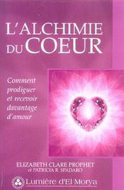 L Alchimie Du Coeur - Intérieur - Format classique