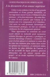L Alchimie Du Coeur - 4ème de couverture - Format classique