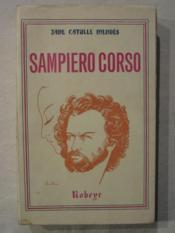 Sampiero Corso - Couverture - Format classique