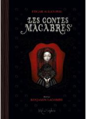 Les contes macabres - Couverture - Format classique