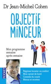telecharger Objectif minceur – mon programme pour maigrir semaine apres semaine livre PDF en ligne gratuit