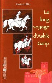 Long Voyage D'Ashik Garip - Couverture - Format classique