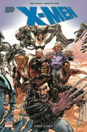 X-men ; first X-men - Couverture - Format classique