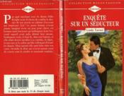 Enquete Sur Un Seducteur - The Seducer - Couverture - Format classique