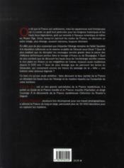 France mystérieuse - 4ème de couverture - Format classique