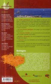 Bretagne ; 10 itinéraires de randonnée detaillés ; 10 fiches découverte - 4ème de couverture - Format classique