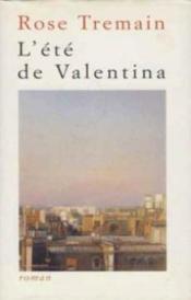 L'été de Valentina - Couverture - Format classique