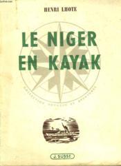 Le Niger En Rayak - Couverture - Format classique