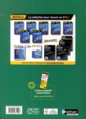 Processus 3 ; BTS CGO ; 2e année ; gestion fiscale et relations avec l'administration des impôts ; livre de l'élève - 4ème de couverture - Format classique