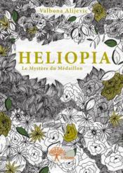 Heliopia t.1 - Couverture - Format classique