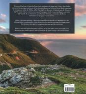 Sur les routes mythiques ; de la route 66 à la Great Ocean road - 4ème de couverture - Format classique