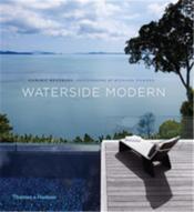 Waterside modern (hardback) - Couverture - Format classique