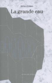 La grande eau - Couverture - Format classique