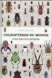 Coléoptères du monde ; une encyclopédie - Couverture - Format classique