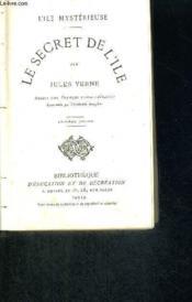 L'Ile Mysterieuse - Le Secret De L'Ile - 3eme Partie - 8eme Edition - Couverture - Format classique